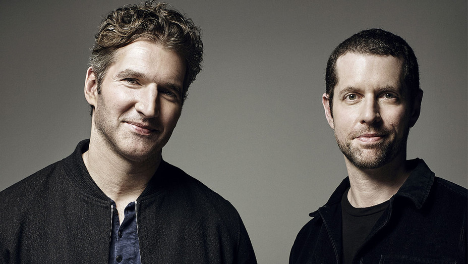 David Benioff and D.B. Weiss - Publicity - H 2017
