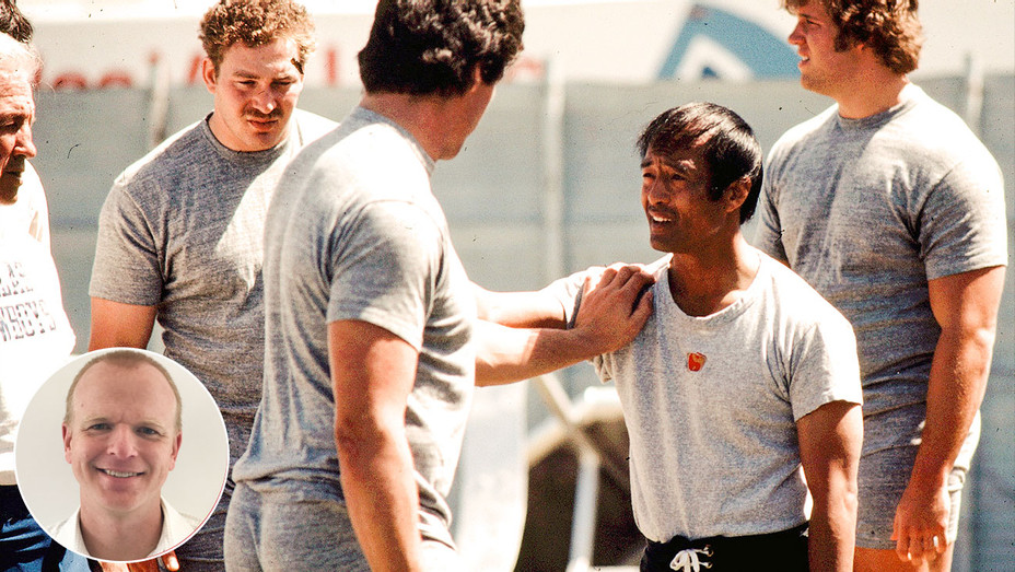 Dan Inosanto and Jeremy Gough - Inset - Publicity - H 2017