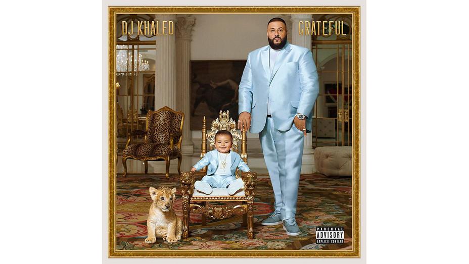 DJ Khaled Grateful Album Cover - Publicity - H 2017
