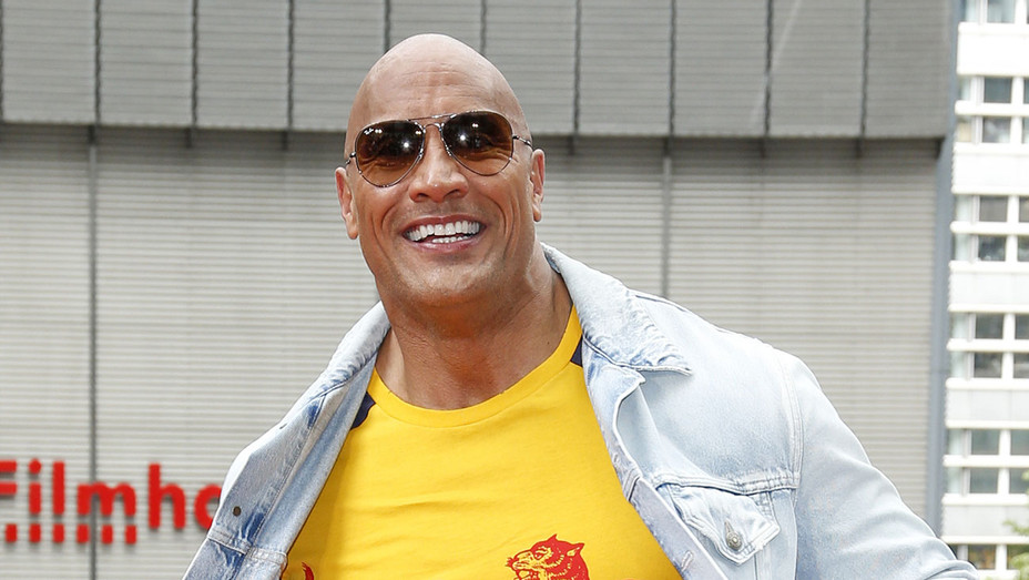 Dwayne Johnson - Getty - H 2017