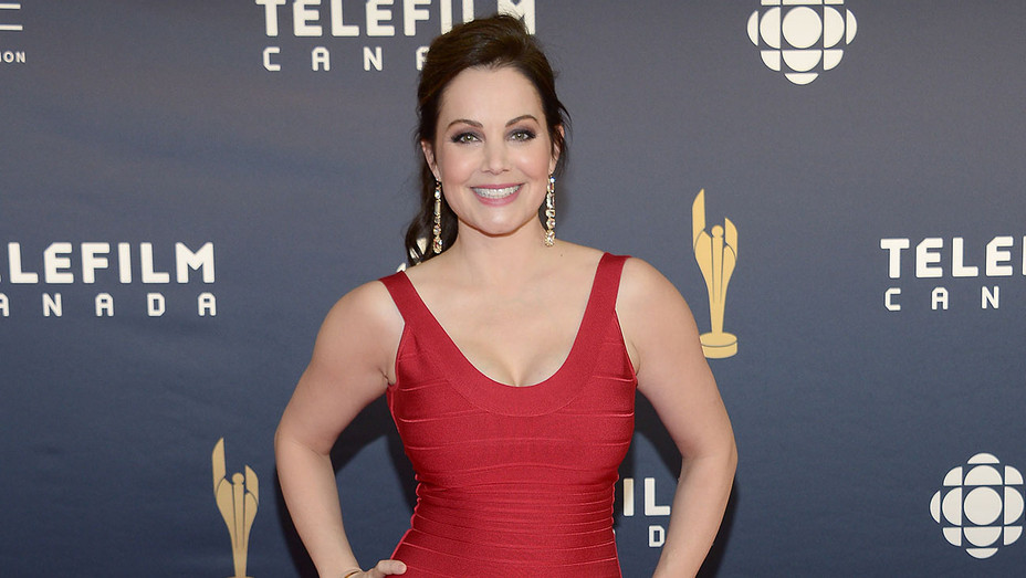Erica Durance - Getty - H 2017