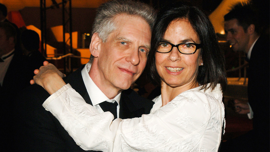 David and Carolyn Cronenberg - 2005 Cannes - Getty - H 2017