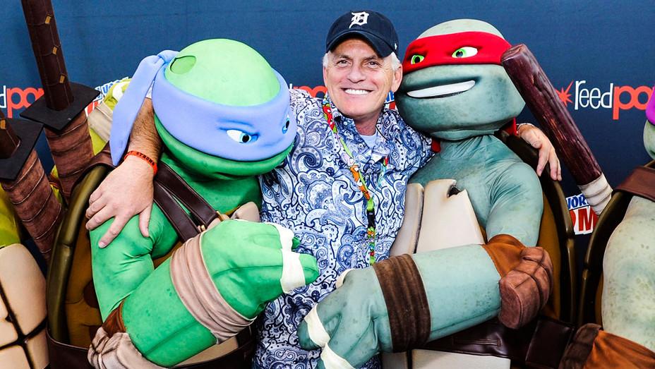 Rob Paulsen - 2013 New York Comic Con Day 2 - Getty - H 2017