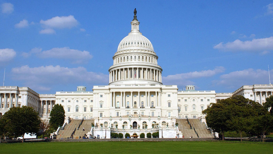 The United States Capitol Building 2- WASHINGTON, D.C - Getty-H 2017