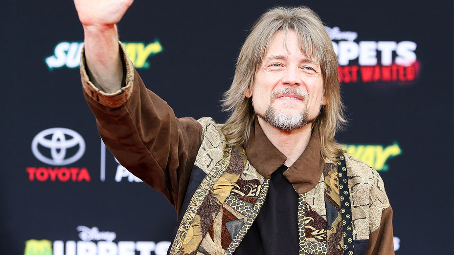 Steve Whitmire - Muppets Most Wanted LA Premiere 2014 - Getty - H 2017