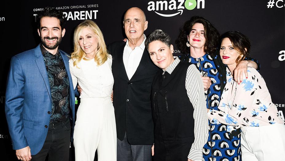 Transparent Cast - 2016 FYC Amazon Screening - Getty - H 2017