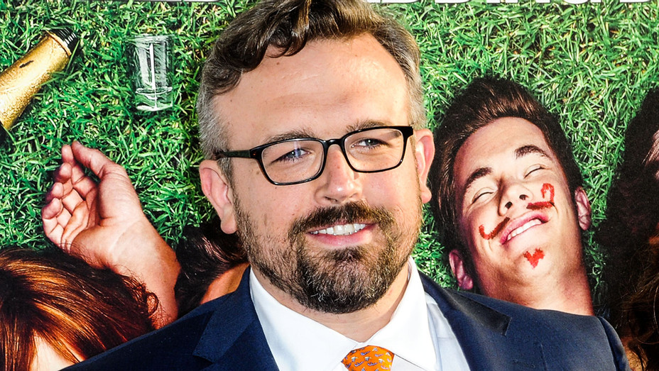 Jake Szymanski - 2016 Mike and Dave Need Wedding Dates Premiere - Getty - H 2017