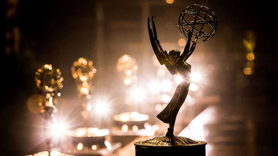 Emmy Awards Statue - Getty - H 2017