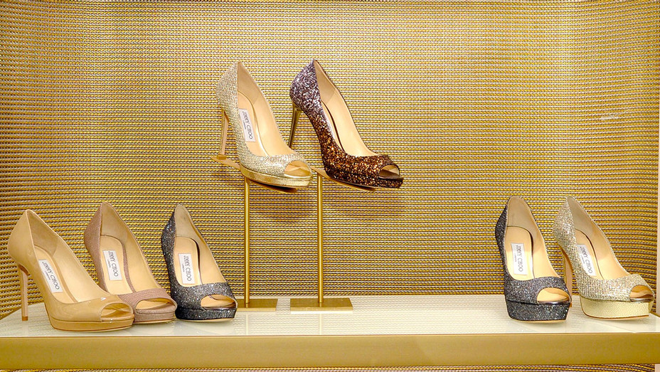 A general view at Jimmy Choo open toe heels -Getty-H 2017