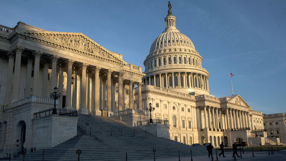 The United States Capitol Building - WASHINGTON, D.C - Getty-H 2017