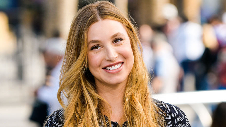 Whitney Port - Extra Universal Studios Visit - Getty - H 2017