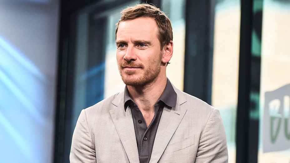 Michael Fassbender - Build Series - Getty - H 2017