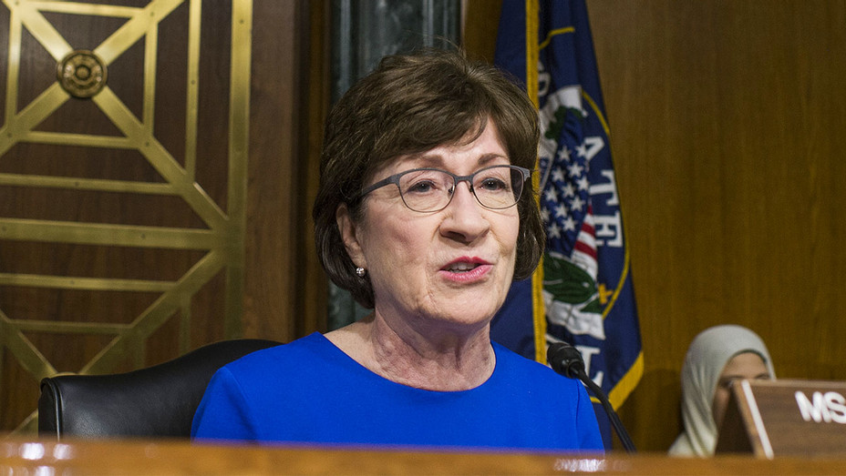 Senator Susan Collins - Senate Special Committee on Military Caregivers - Getty - H 2017