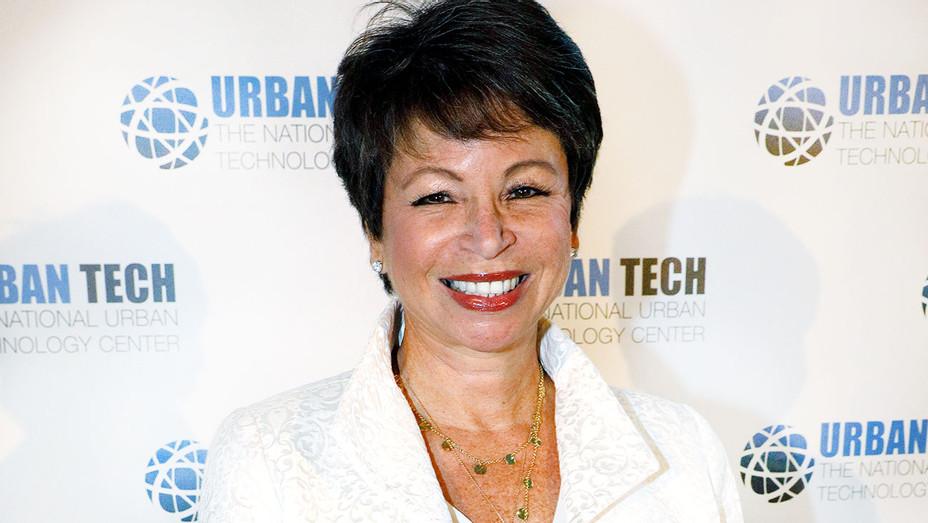 Valerie Jarrett attends the 2017 Urban Tech Gala -Getty-H 2017