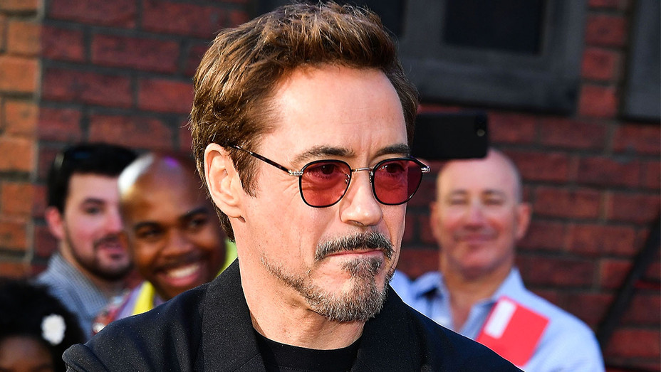 Robert Downey Jr. - Spider-Man: Homecoming Premiere - Getty - H 2017
