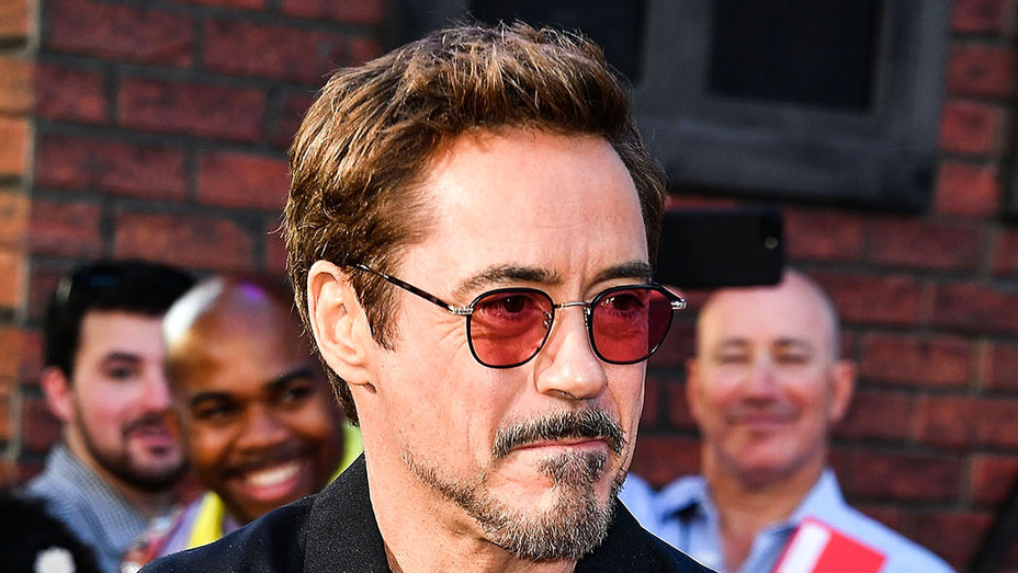 Robert Downey Jr. - Spider-Man: Homecoming Premiere - Getty - P 2017