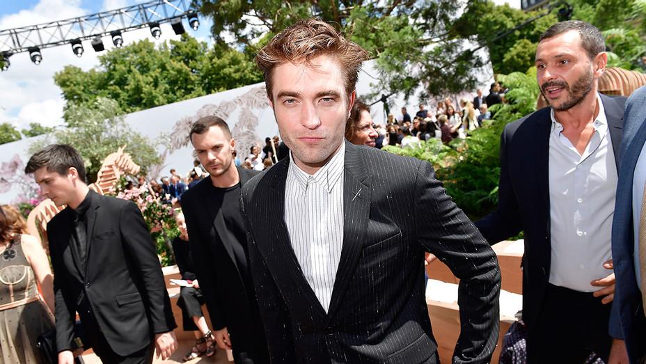 Robert Pattinson Dior Hate Couture - Getty -H 2017