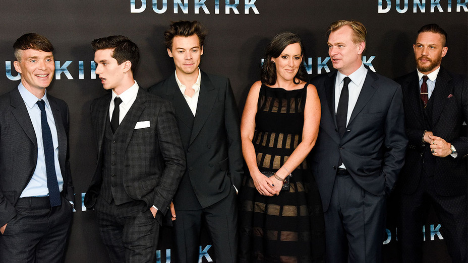 Dunkirk Cast Premiere - Getty - H 2017