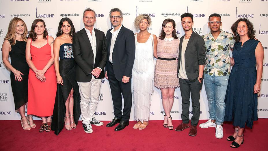 New York premiere of 'Landline - Group Shot-Getty-H 2017