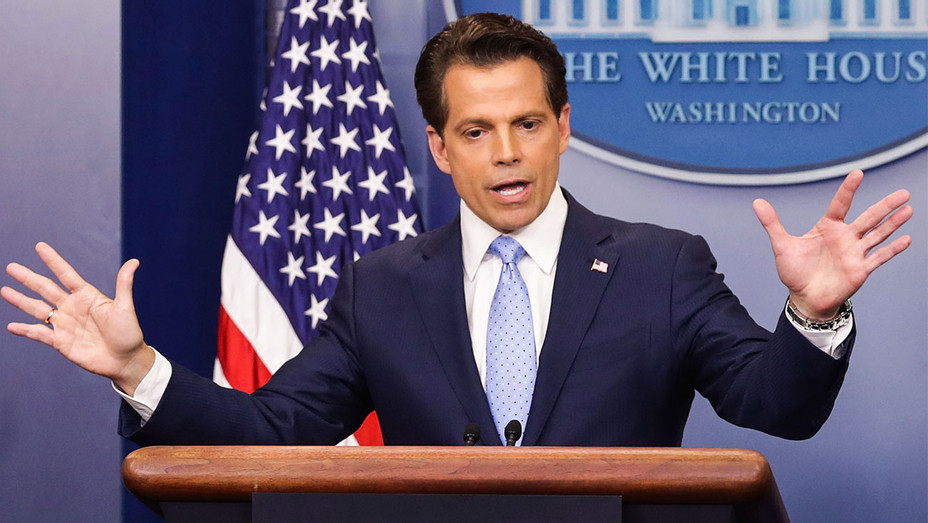 Anthony Scaramucci - July 21 2017 Press Briefing - Getty - H 2017