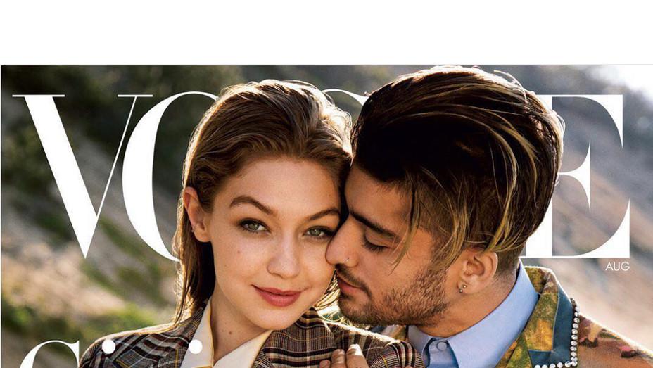 Gigi Zayne Vogue Cover - IG - P 2017