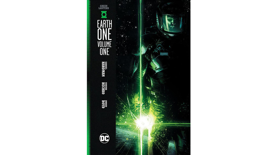 Green Lantern Earth One Volume One Cover - Publicity - H 2017