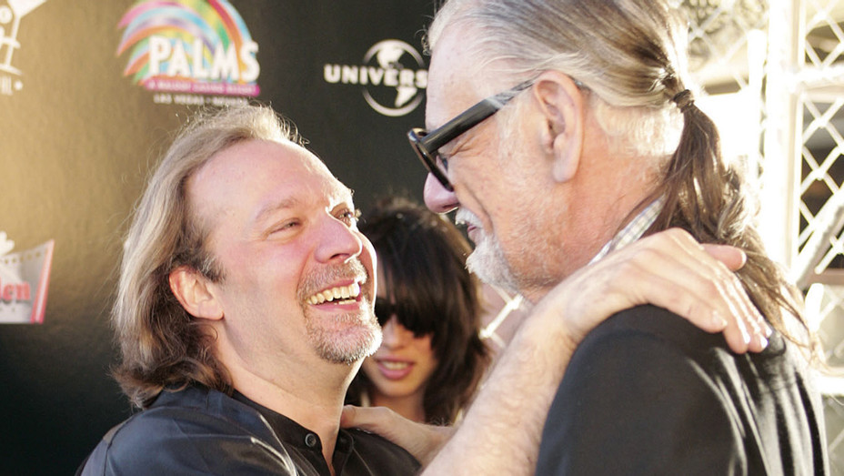 Greg Nicotero_George A. Romero ONE TIME USE - AP - H 2017