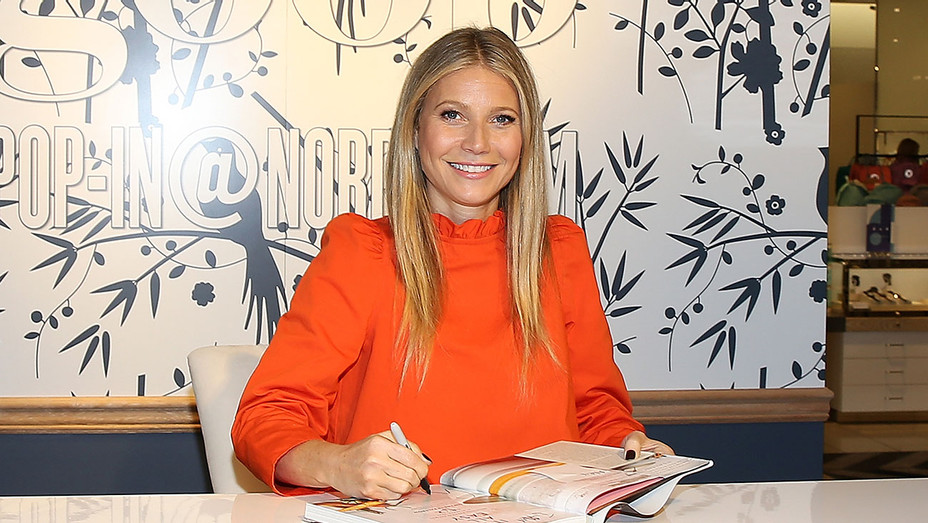Gwyneth Paltrow_Goop - Getty - H 2017