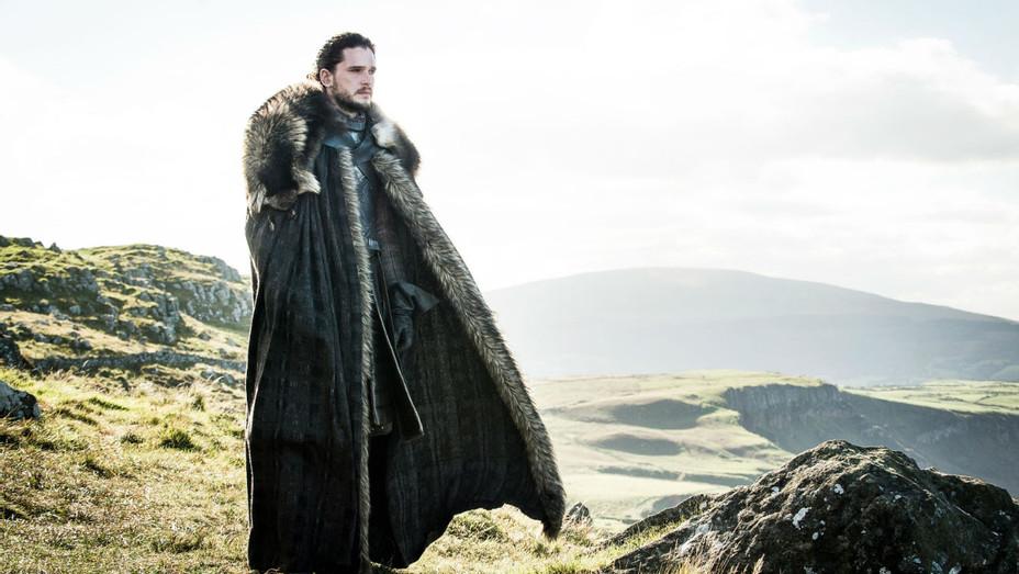 'Game of Thrones' S07E03 Jon Snow - Still - H 2017