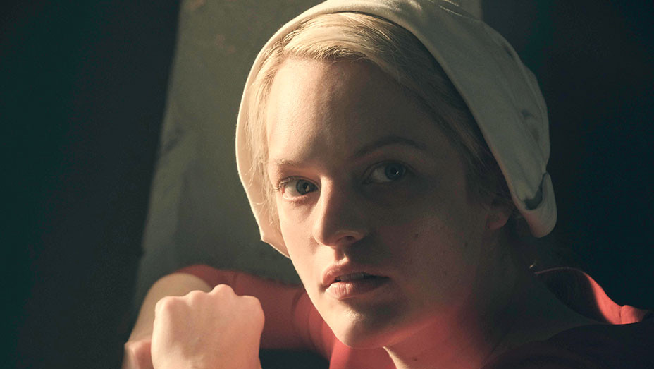The Handmaid's Tale  - Night - Episode 110 -Elisabeth Moss -EMBED 2017