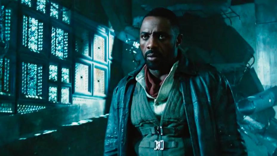 Idris Elba - The Dark Tower International Trailer 2 Still - H 2017