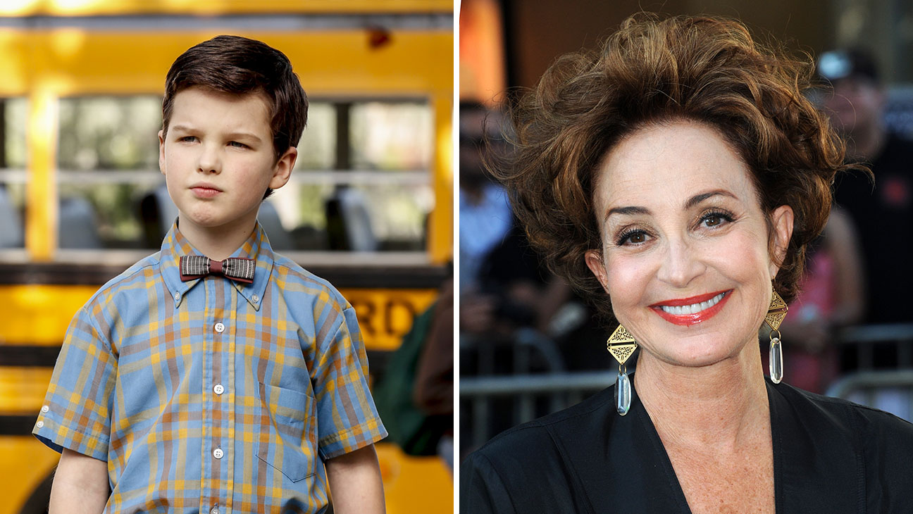 Young Sheldon Taps Annie Potts To Play Key Big Bang Theory Role Exclusive Hollywood Reporter