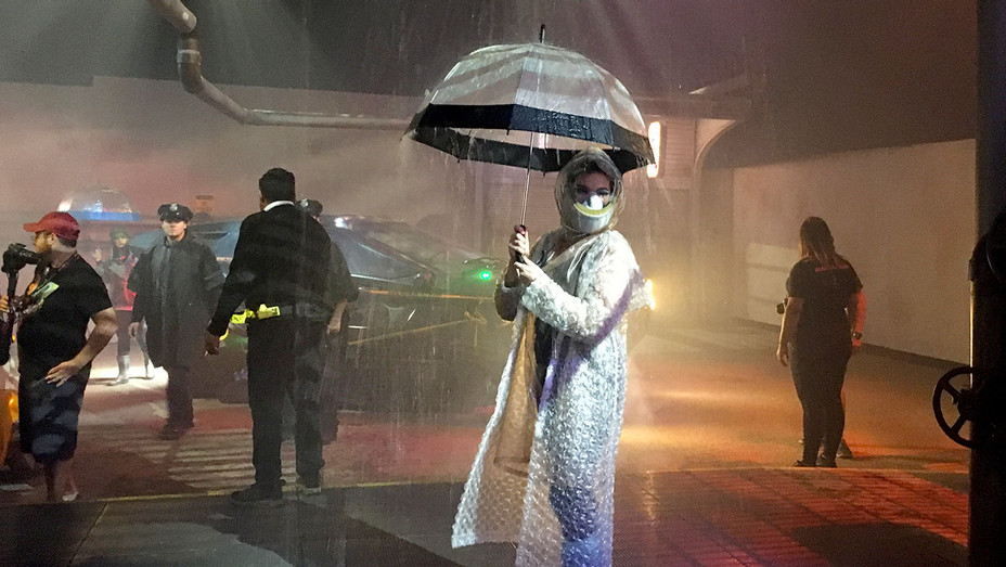 Blade Runner Experience- Publicity-H 2017