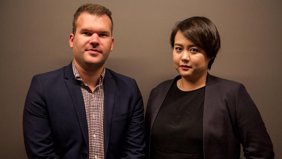 Janek Ambrose and Jing Xue - Publicity - H 2017