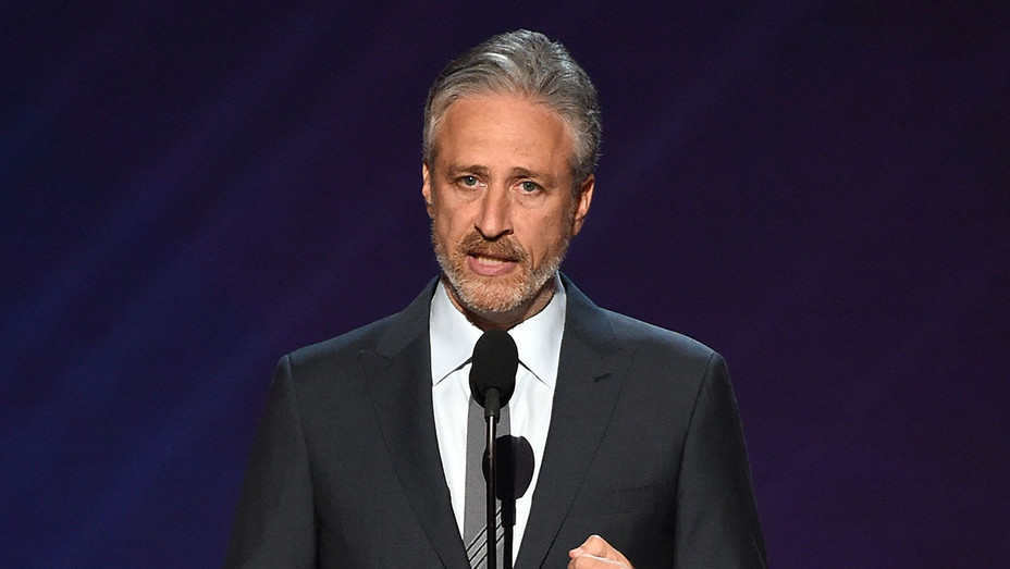 Jon Stewart_Espys - Getty - H 2017