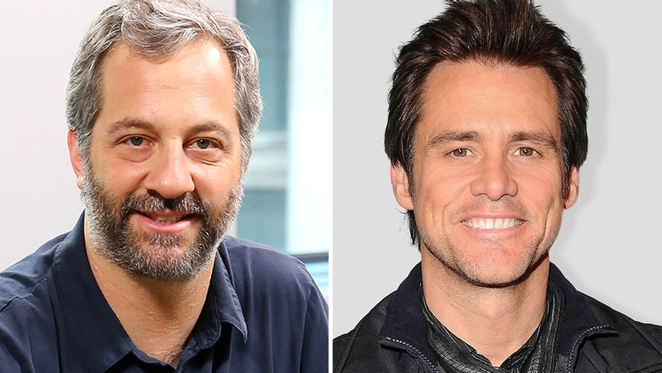 Judd Apatow and Jim Carrey -Split-Getty-H 2017