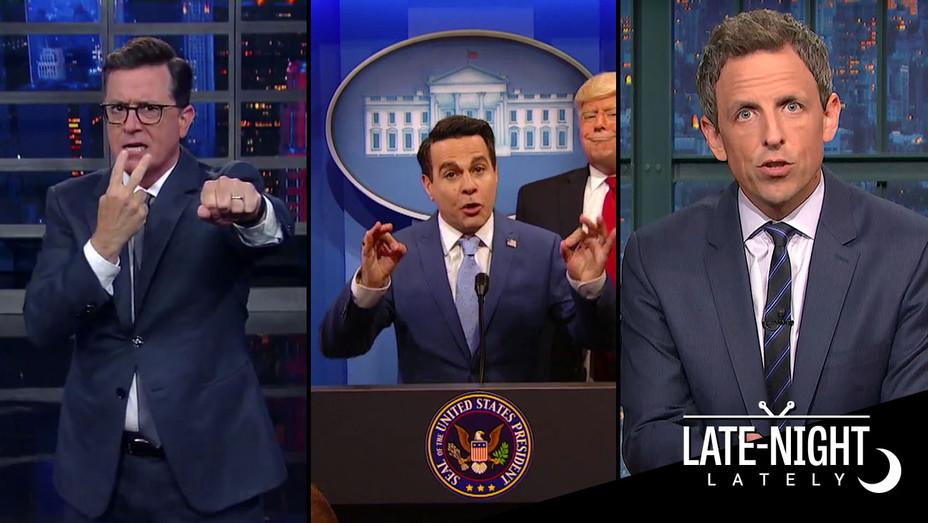 Late Night Lately Split 07/28 - Publicity - H 2017