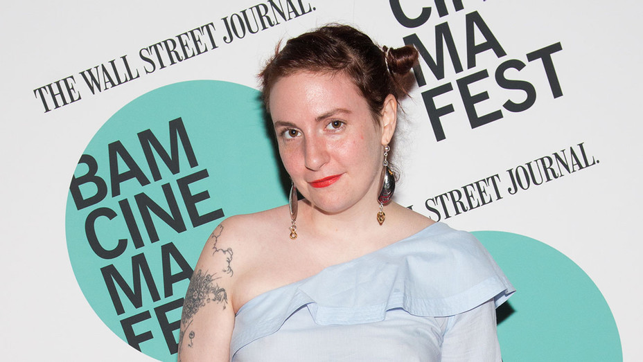 Lena Dunham - Getty - H 2017