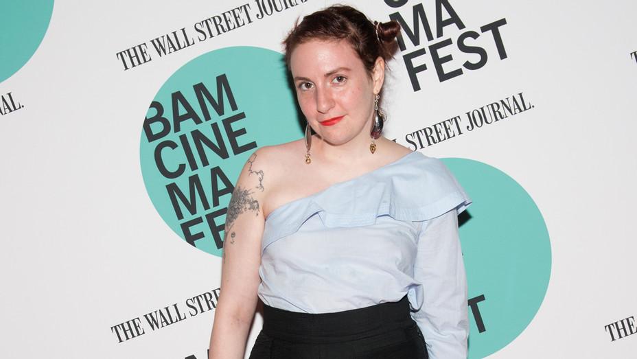 Lena Dunham at BAMcinemaFest 2017 - Getty - H 2017