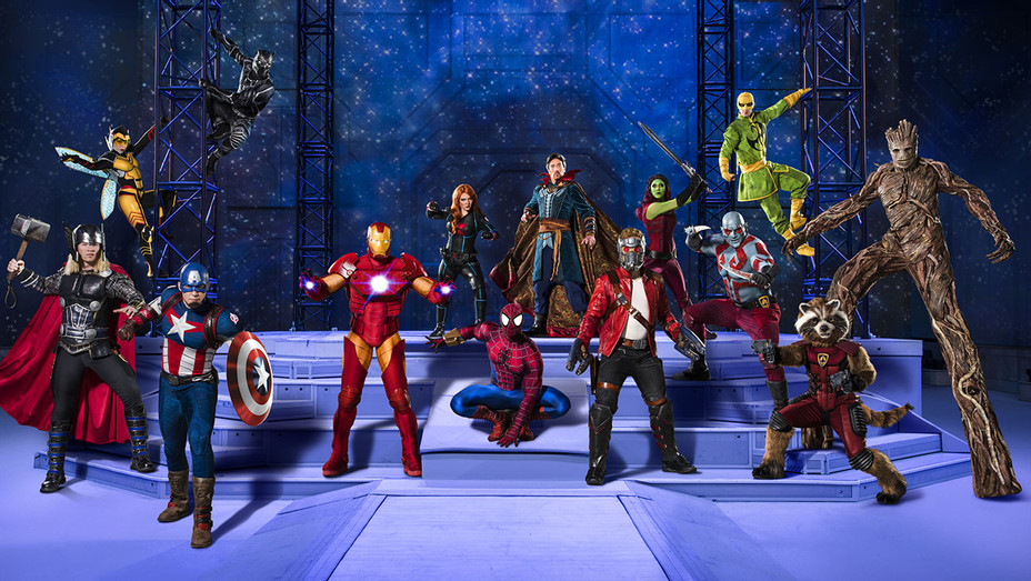 Marvel Universe Costumes - Publicity - H 2017