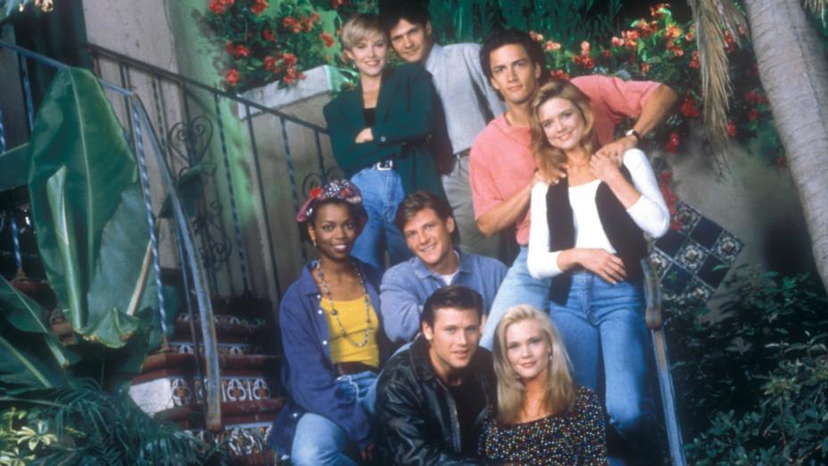 Melrose Place Cast First Season - H - 1992