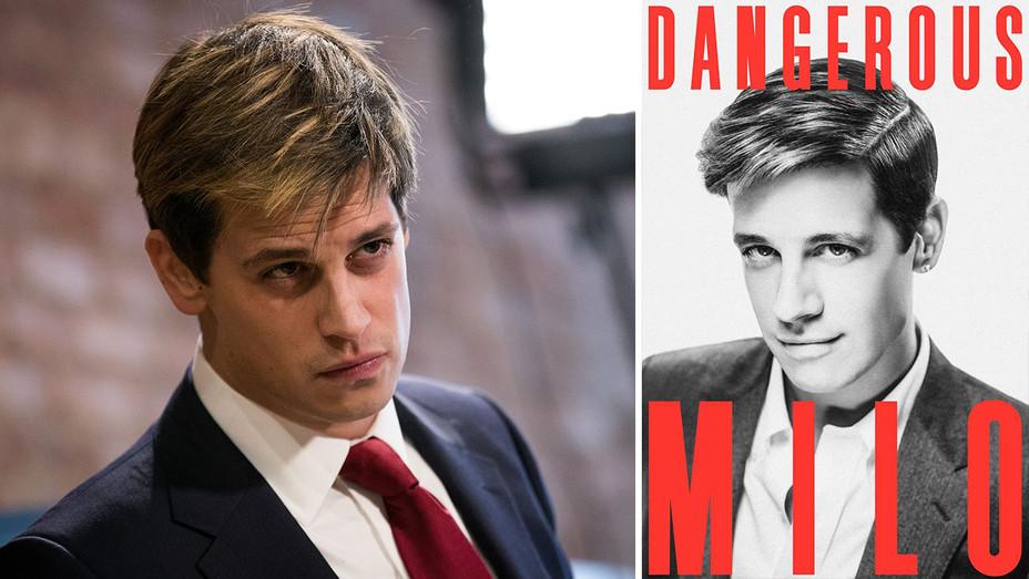 Milo Yiannopoulos_Dangerous Cover_Split - Publicity - H 2017