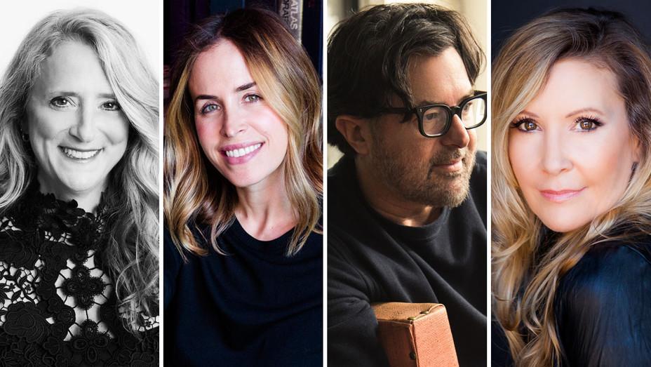 Nanette Lepore, Brett Heyman, Billy Reid and Laurel Berman - Split - Publicity - H 2017