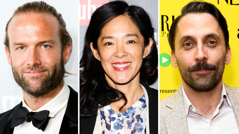 Nick Hall, Gina Kwon and Ryan Andolina - Split - Getty - H 2017