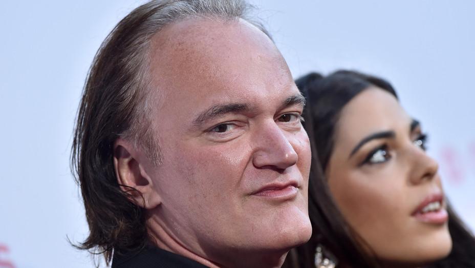 Quentin Tarantino - Getty - H 2017