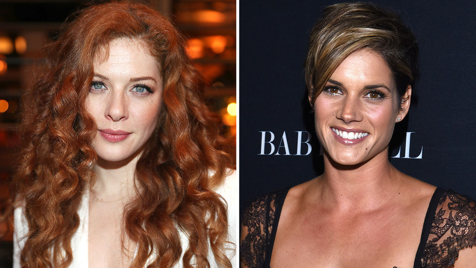 Rachelle Lefevre and Missy Peregrym -Split-Getty-H 2017