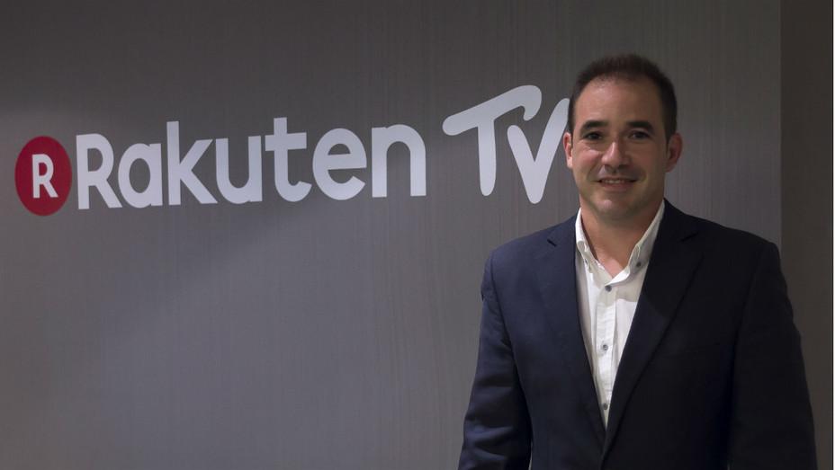 Rakuten TV founder and CEO Jacinto Roca - H 2017