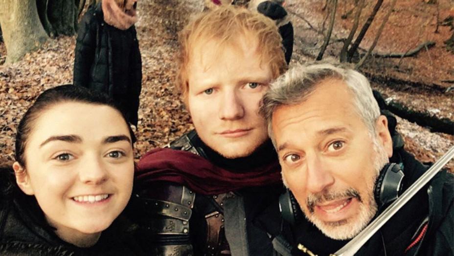 Instagram - Game of Thrones Ed Sheeran - Screenshot - H 2017