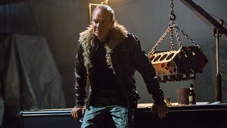 SPIDER-MAN: HOMECOMING Still Michael Keaton - Publicity - H 2017
