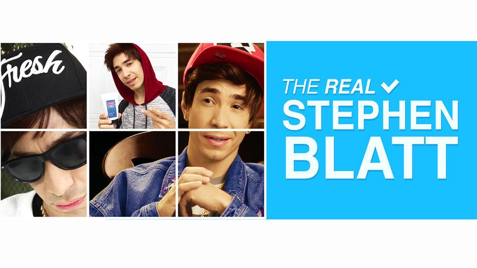 The Real Stephen Blatt  -Publicity-H 2017